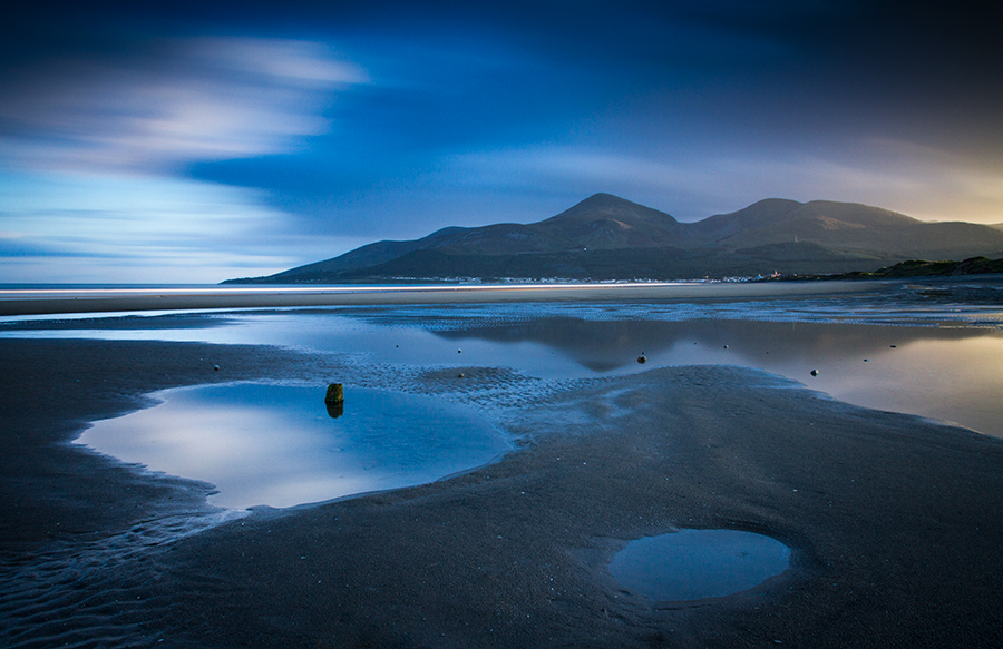 Blue Mourne Mountains