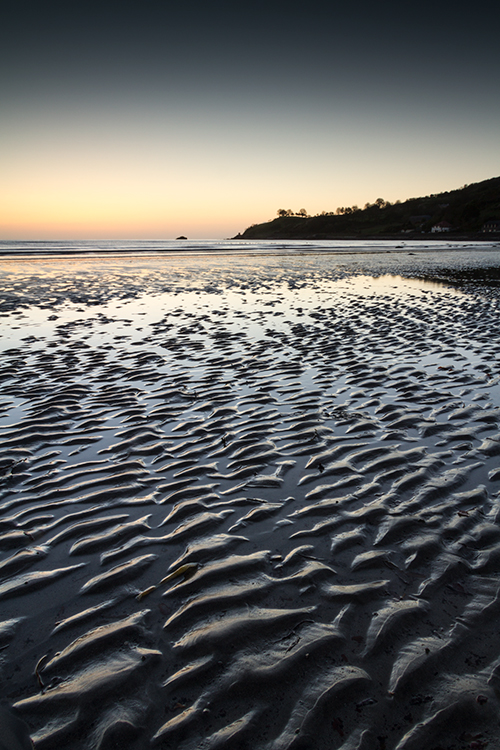 Carnlough Bay