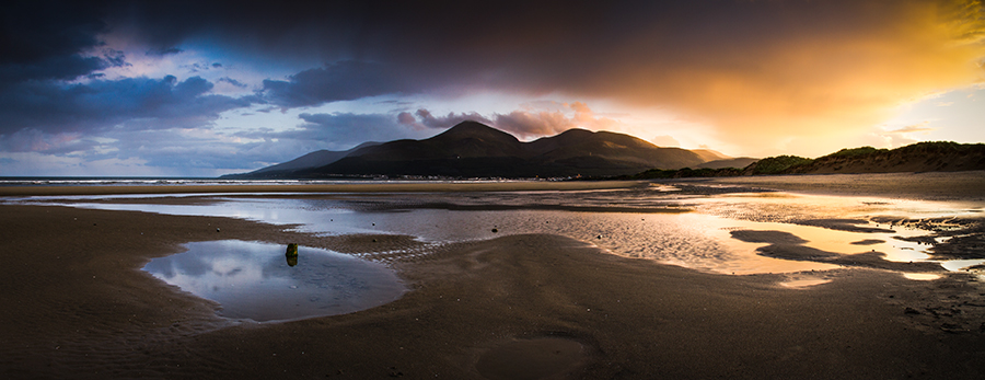 Hot & Cold Murlough - Panoramic