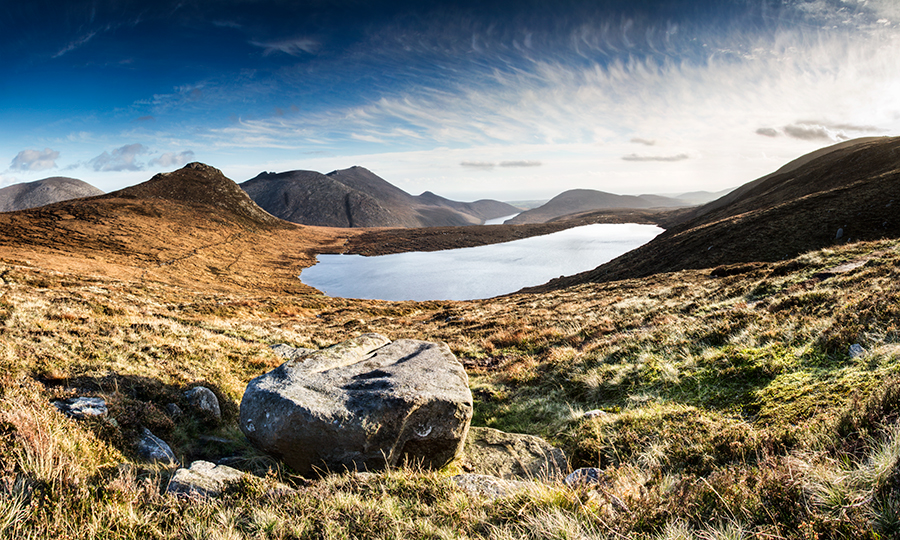 Mournes Panoramic