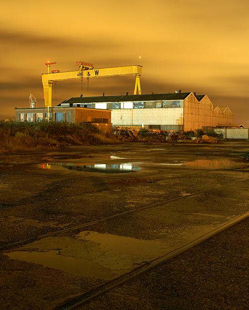 H&W Shipyard
