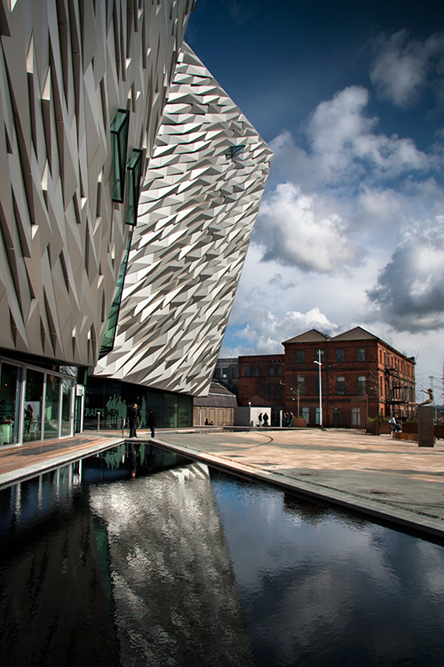 Titanic Building & Drawing Rooms