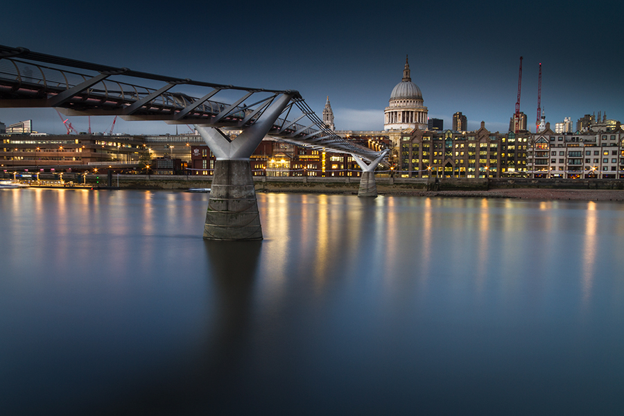 St Paul's By Night