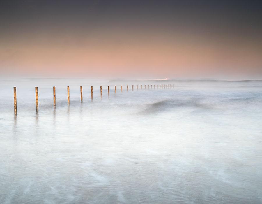 Sea Mist At The Strand