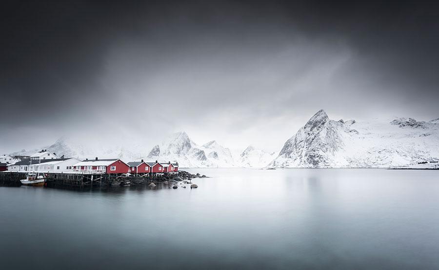 Ethereal Hamnøy