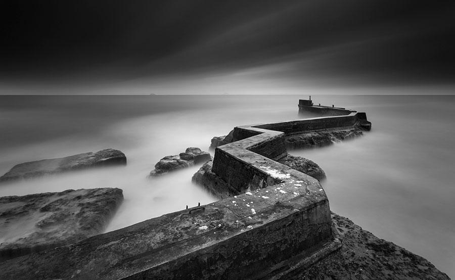 The Break Wall - Fife